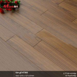 sàn gỗ KT302
