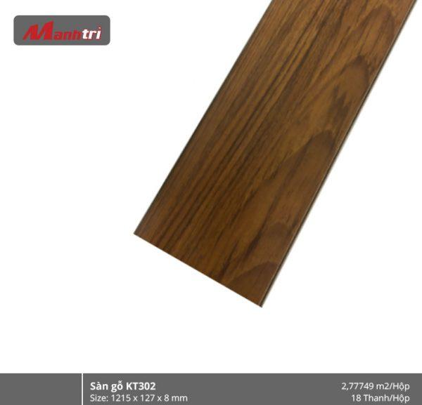 sàn gỗ KT302 hình 1