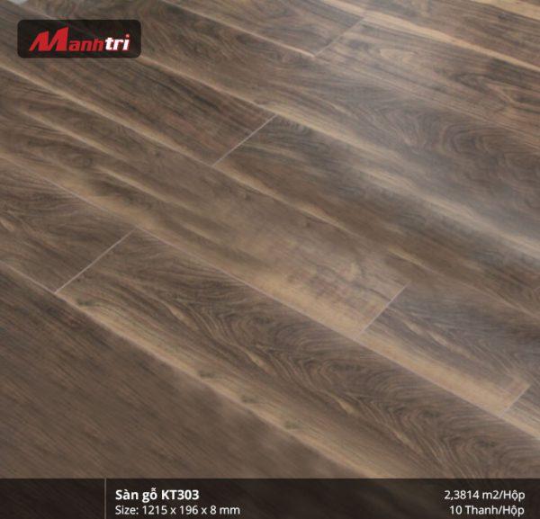 sàn gỗ KT303