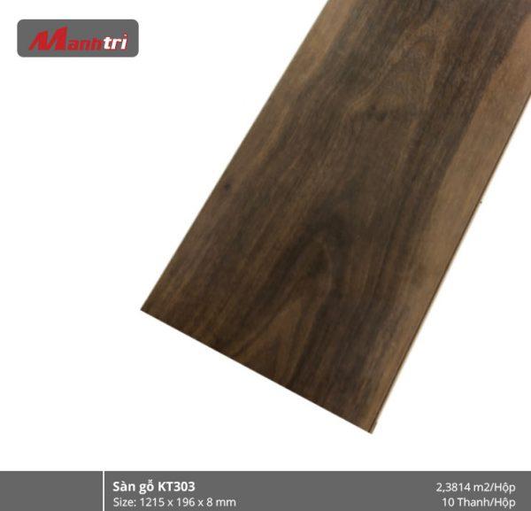 sàn gỗ KT303 hình 1