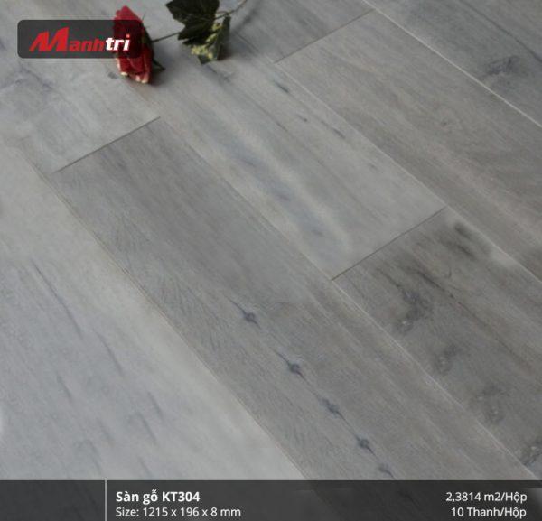 sàn gỗ KT304
