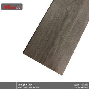 sàn gỗ KT304 hình 1