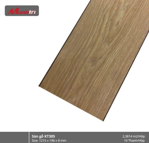 sàn gỗ KT305 hình 1