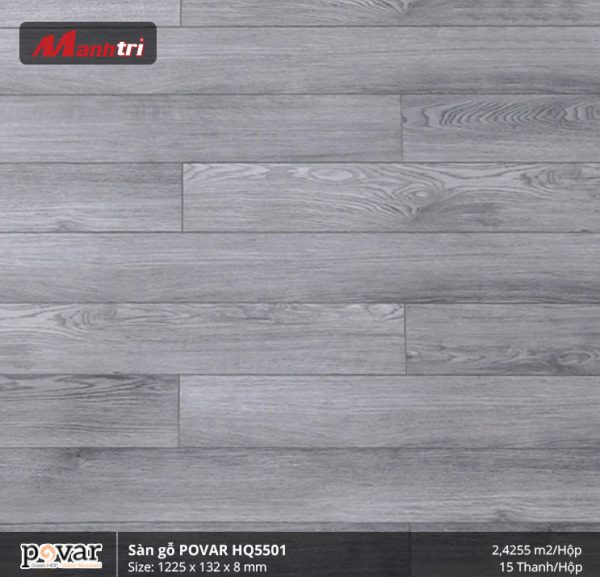 sàn gỗ Povar HQ5501 hình 1
