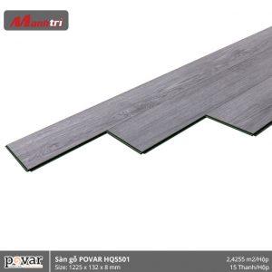 sàn gỗ Povar HQ5501 hình 2