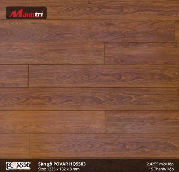 sàn gỗ Povar HQ5503 hình 1