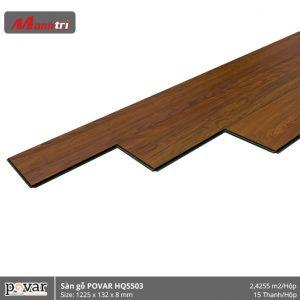sàn gỗ Povar HQ5503 hình 2