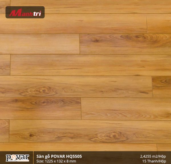 sàn gỗ Povar HQ5505 hình 1