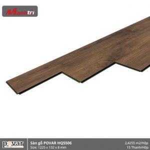 sàn gỗ Povar HQ5505 hình 2