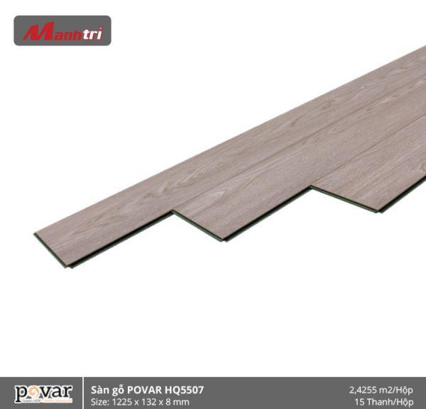 sàn gỗ Povar HQ5507 hình 2