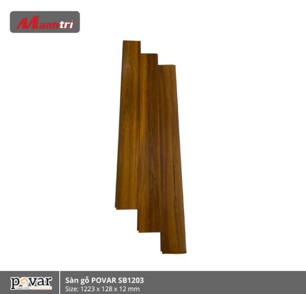 sàn gỗ Povar SB1203