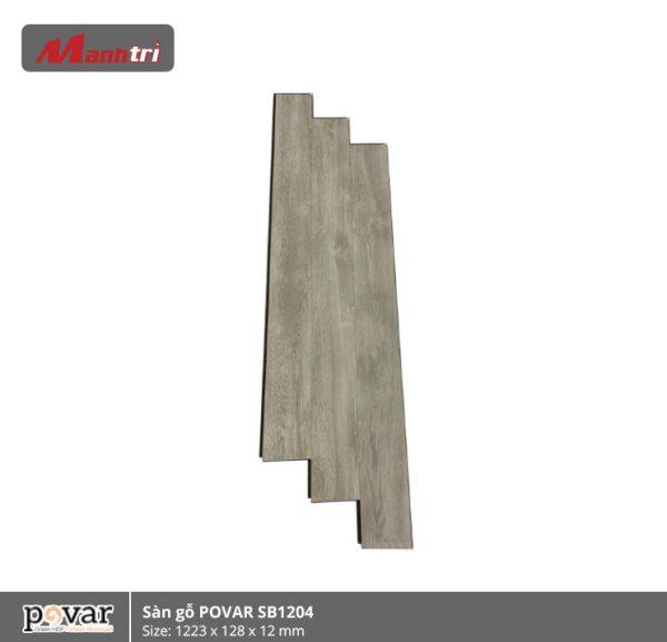 sàn gỗ Povar SB1204