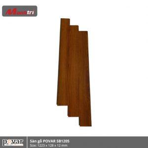 sàn gỗ Povar SB1205