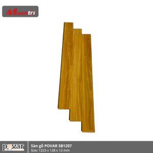 sàn gỗ Povar SB1207