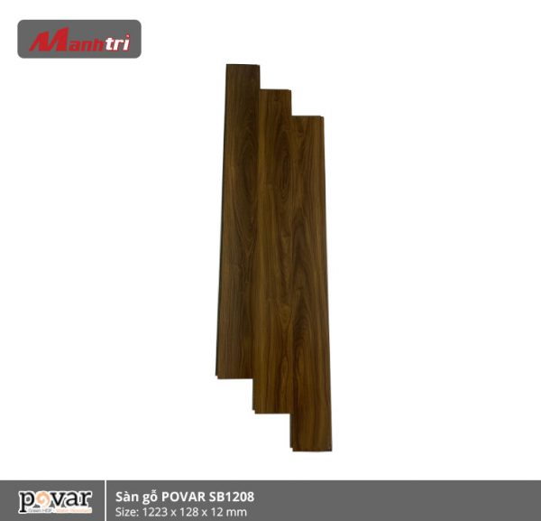 sàn gỗ Povar SB1208