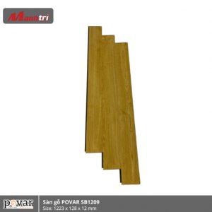 sàn gỗ Povar SB1209