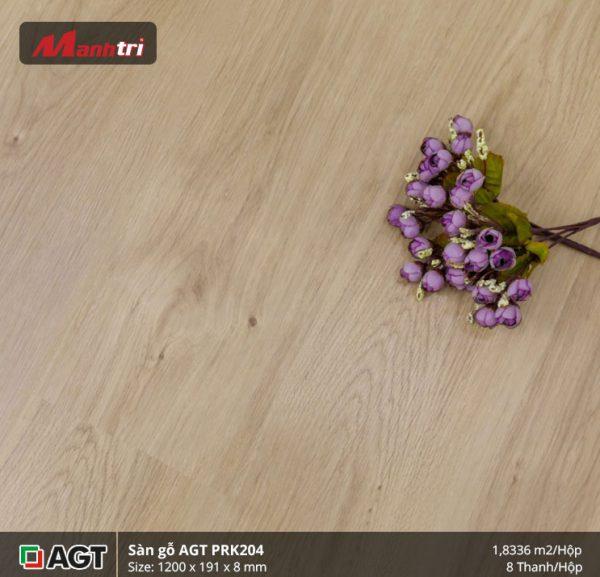 sàn gỗ PRT204 hình 1