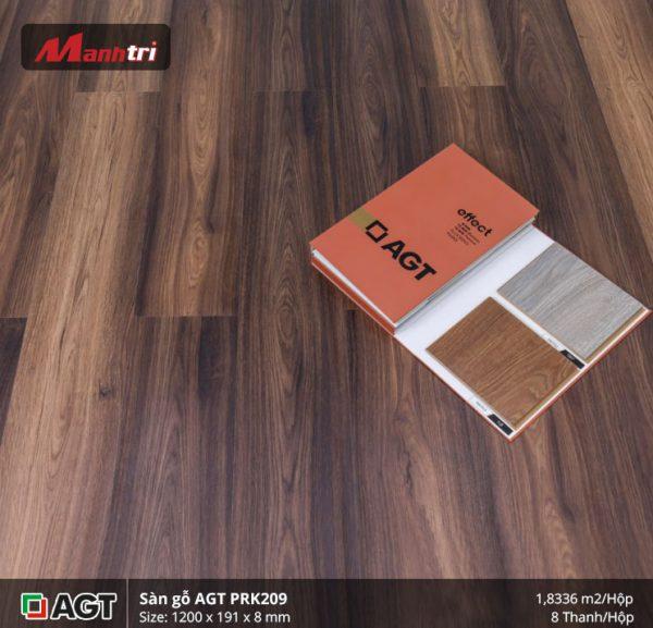 Sàn gỗ PRK 209 hình 1