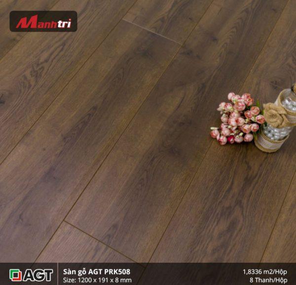 Sàn gỗ PRK 508 hình 1