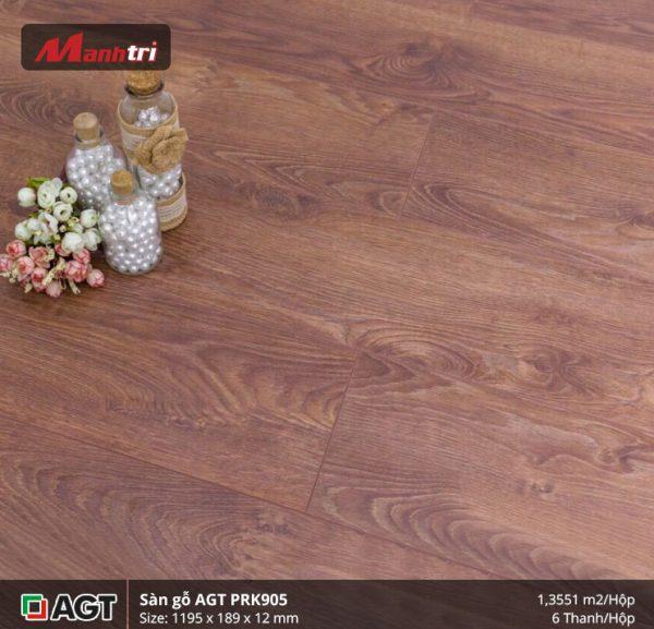 Sàn gỗ PRK 905 12mm