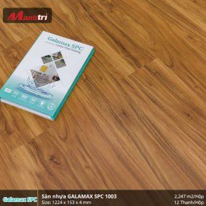 sàn nhựa Galamax SPC 1003