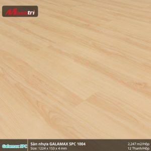 sàn nhựa Galamax SPC 1004
