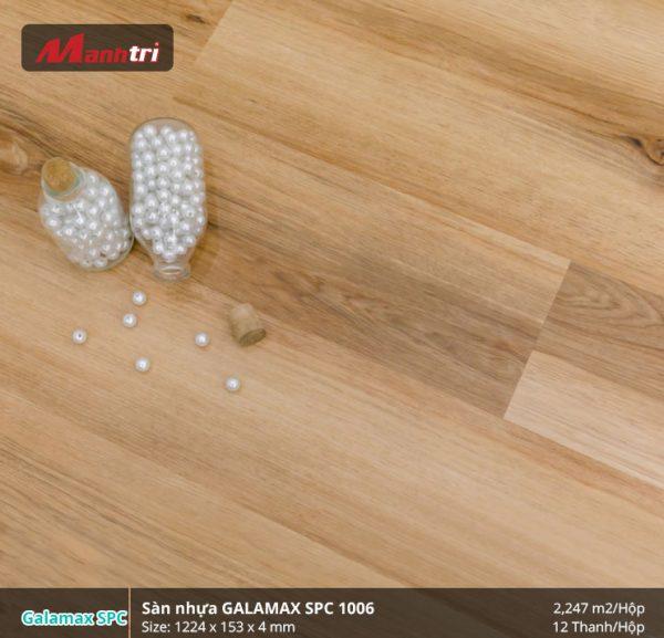 sàn nhựa Galamax SPC 1006