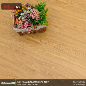sàn nhựa Galamax SPC 1007