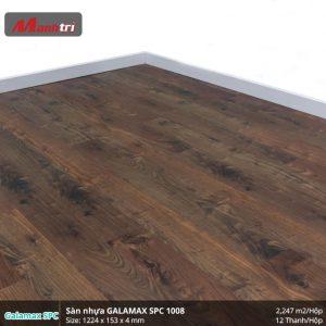 sàn nhựa Galamax SPC 1008