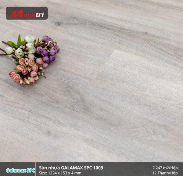 sàn nhựa Galamax SPC 1009