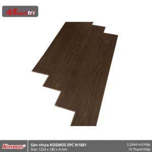 sàn nhựa Kosmos SPC N1681