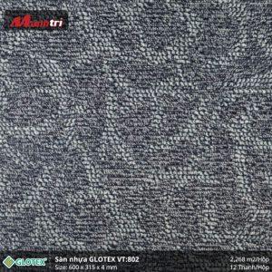 sàn nhựa Glotex VT802