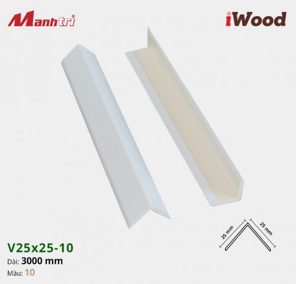 iWood V25x25-10