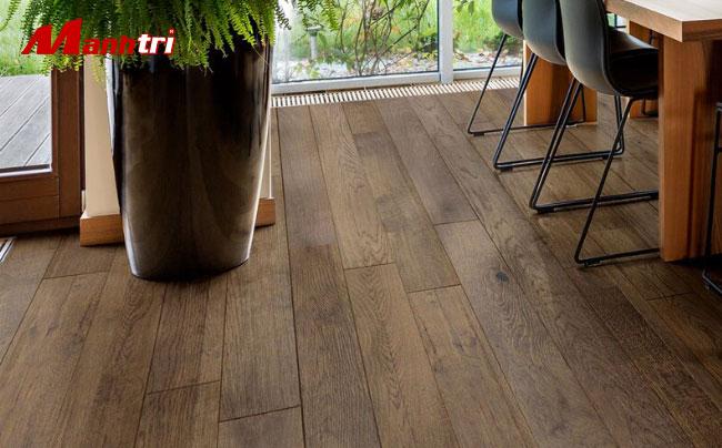 sàn gỗ hình 8