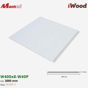 iWood W40P-1 hình 1