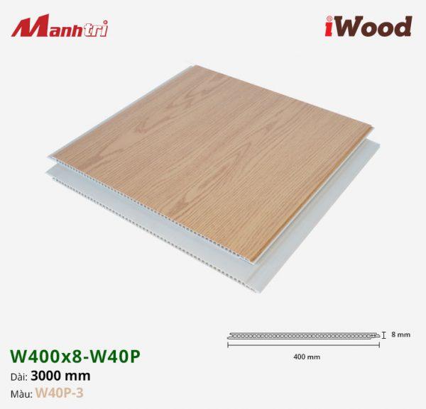 iWood W40P-3 hình 2