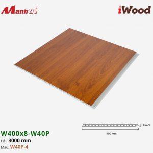 iWood W40P-4 hình 1