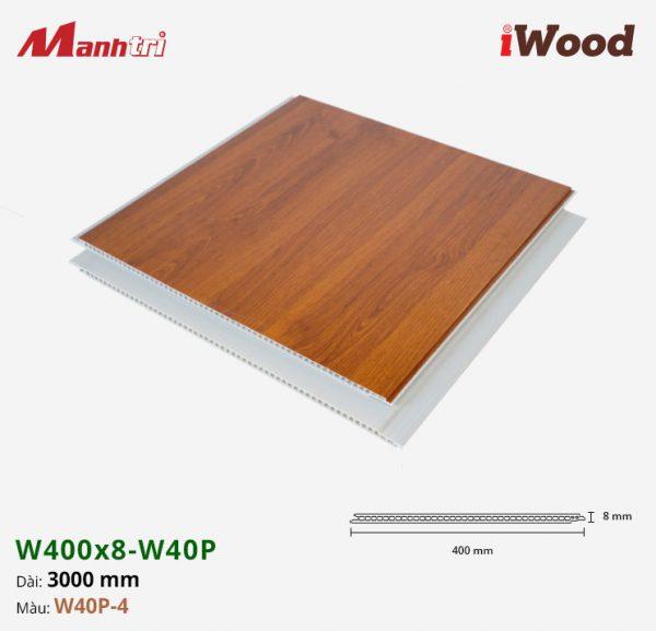 iWood W40P-4 hình 2