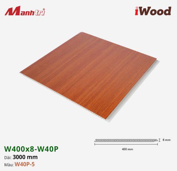 iWood W40P-5 hình 1