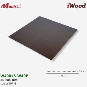 iWood W40P-6 hình 1
