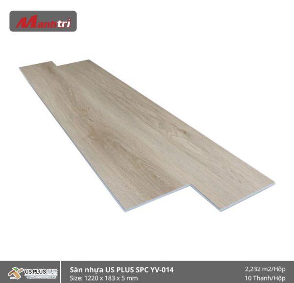 sàn nhựa USplus SPC YV-014