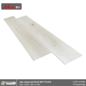 sàn nhựa USplus SPC YV-015