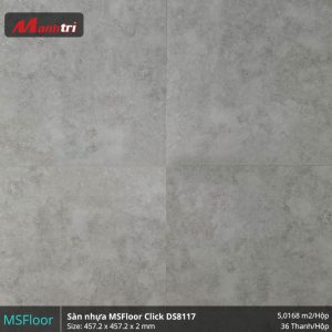 sàn nhựa MSFloor DS8117 hình 1