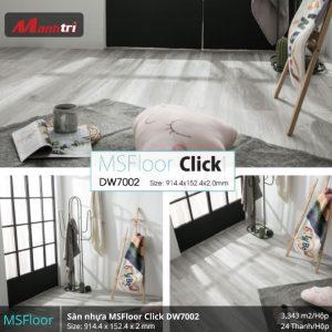 sàn nhựa MSFloor DW7002 hình 2