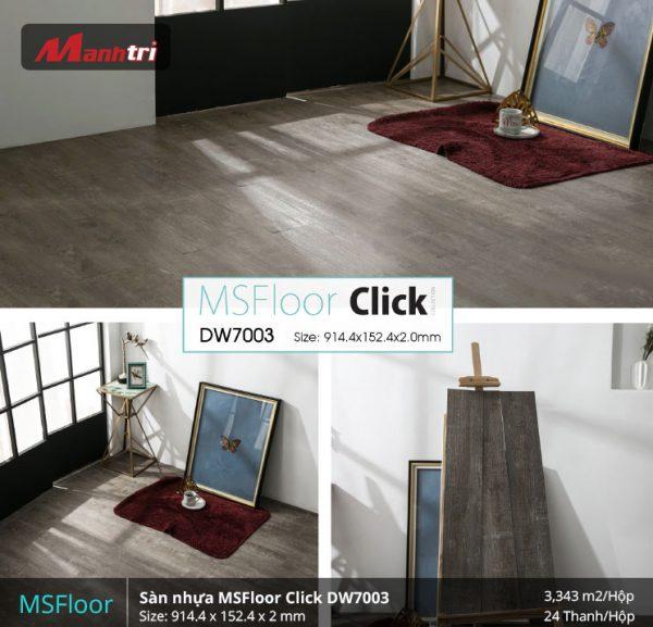 sàn nhựa MSFloor DW7003 hình 1