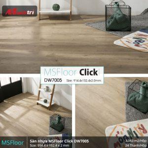 sàn nhựa MSFloor DW7005 hình 2