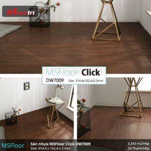sàn nhựa MSFloor DW7009 hình 1