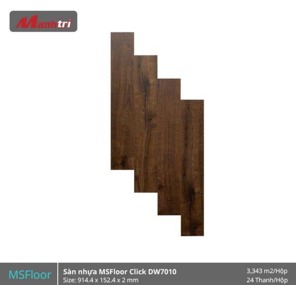 sàn nhựa MSFloor DW7010 hình 1