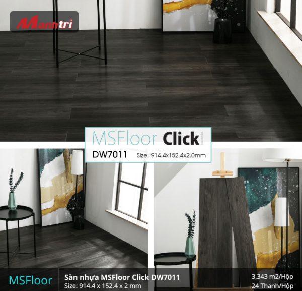 sàn nhựa MSFloor DW7011 hình 1