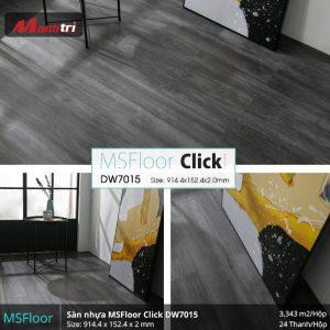 Sàn Nhựa MSFoor Click DW7015